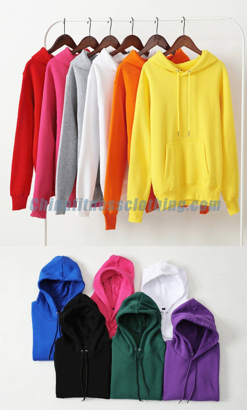 hoodie manufacturers china - Hoodie Manufacturers - Custom Fitness Apparel Manufacturer
