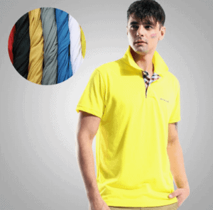 1 33 - 6 Types of Polo Shirt Fabric That Are Commonly Used - Custom Fitness Apparel Manufacturer