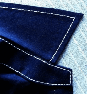 11 3 - How to Make A Collar Lining: 2 Methods to Make A Handmade Collar Lining - Custom Fitness Apparel Manufacturer