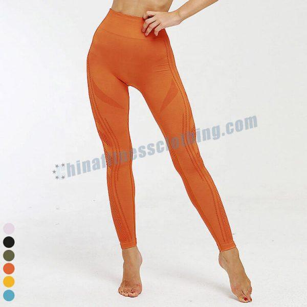 3 2 - Side Mesh Leggings Wholesale - Custom Fitness Apparel Manufacturer