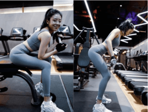 3 8 1 - What Do Girls Wear In The Gym? 7 Sets of Gym Wear For Girls - Custom Fitness Apparel Manufacturer