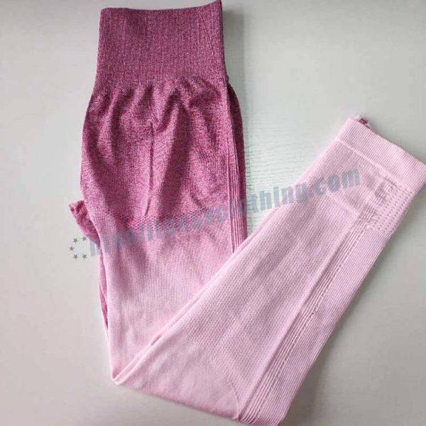 4 1 2 - Ombre Workout Leggings Wholesale - Custom Fitness Apparel Manufacturer