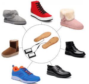 4 11 2 - Are electrically heated shoes harmful to the human body? - Custom Fitness Apparel Manufacturer