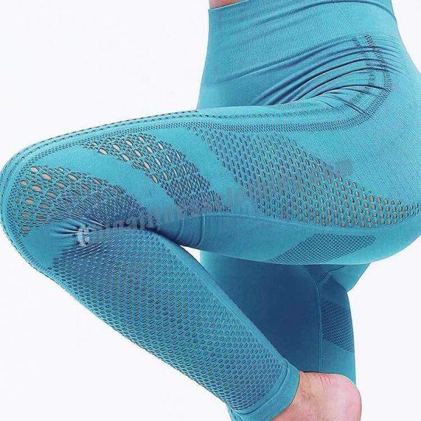 4 2 1 - Side Mesh Leggings Wholesale - Custom Fitness Apparel Manufacturer