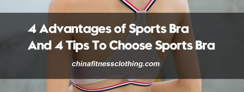 4-Advantages-of-Sports-Bra-And-4-Tips-To-Choose-Sports-Bra