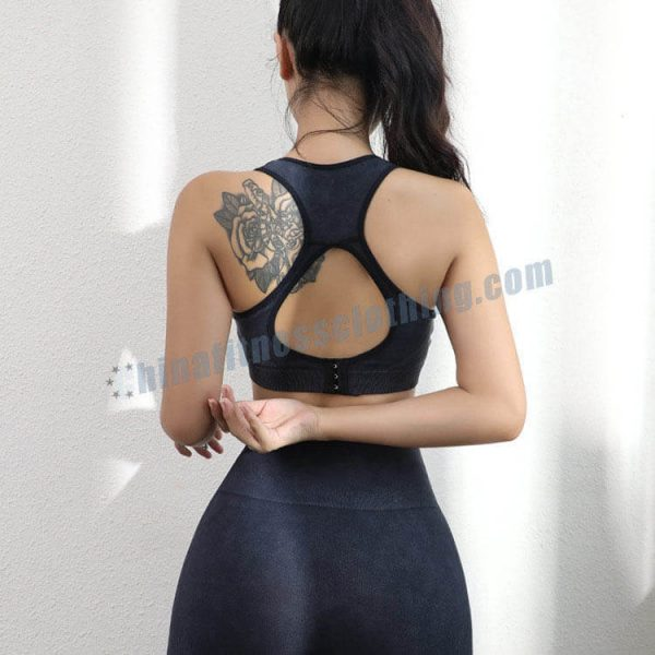 5 2 1 - Most Supportive Sports Bras Wholesale - Custom Fitness Apparel Manufacturer