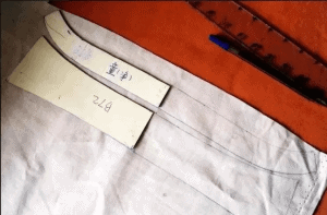 6 9 - How to Make A Collar Lining: 2 Methods to Make A Handmade Collar Lining - Custom Fitness Apparel Manufacturer