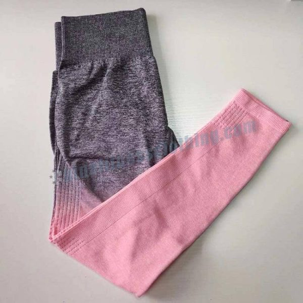 7 1 - Ombre Workout Leggings Wholesale - Custom Fitness Apparel Manufacturer