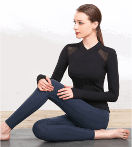 7 12 1 - What Is Yoga Wear Fabric? 5 Types of Fabric For Yoga Clothes - Custom Fitness Apparel Manufacturer