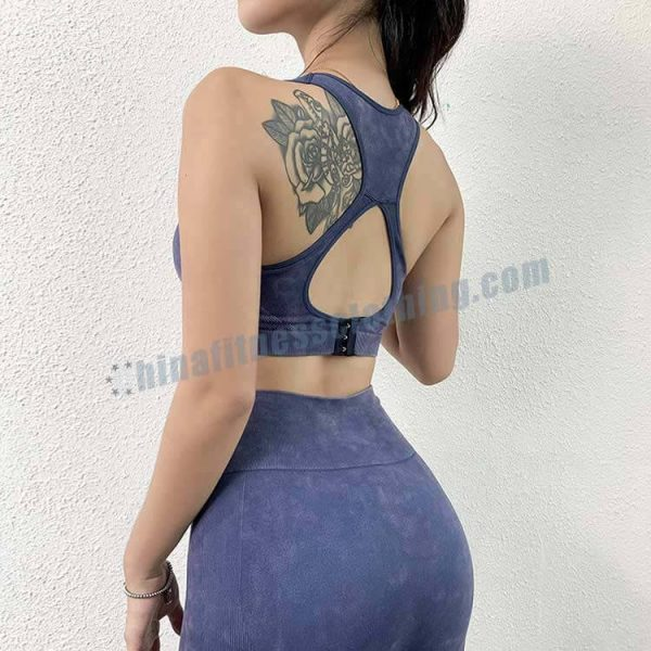 7 - Most Supportive Sports Bras Wholesale - Custom Fitness Apparel Manufacturer