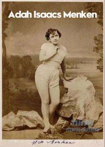 Adah Isaacs Menken history of underwear - The History of Underwear - Custom Fitness Apparel Manufacturer
