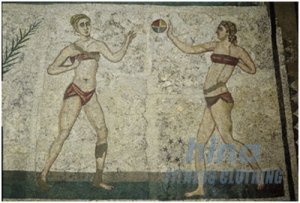 Ancient Rome period underwear - The History of Underwear - Custom Fitness Apparel Manufacturer