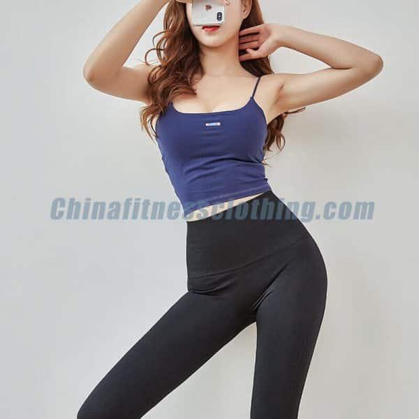 Black 90 nylon 10 spandex leggings manufacturers - 90 Nylon 10 Spandex Leggings Wholesale - Custom Fitness Apparel Manufacturer