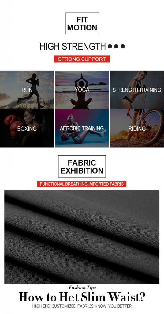 Black short sleeve crop top fabric - Black Short Sleeve Crop Top - Custom Fitness Apparel Manufacturer