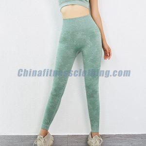 Custom-green-camo-leggings-wholesale