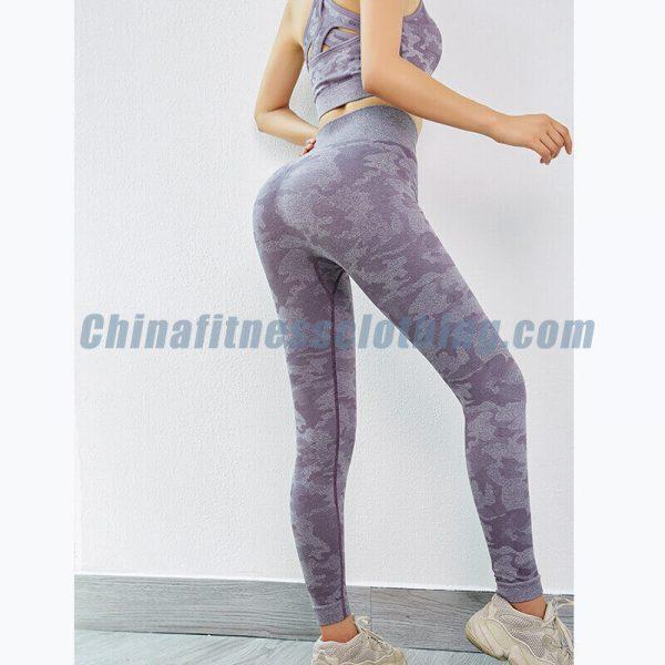 Custom light purple camo pants wholesale - Light Purple Camo Pants Wholesale - Custom Fitness Apparel Manufacturer
