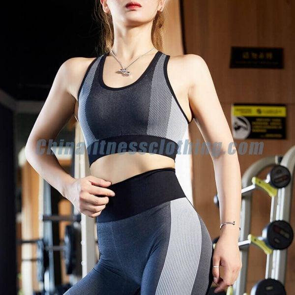 Custom padded push up sports bra wholesale - Padded Push Up Sports Bra - Custom Fitness Apparel Manufacturer