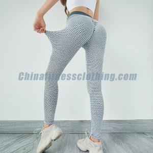 Elastic honeycomb leggings wholesale - Womens Leggings Wholesale - Custom Fitness Apparel Manufacturer