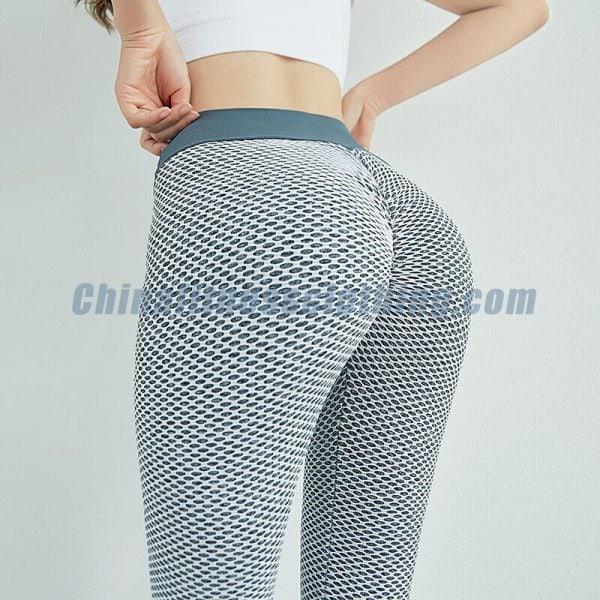 Honeycomb leggings China suppliers - Honeycomb Leggings Wholesale - Custom Fitness Apparel Manufacturer