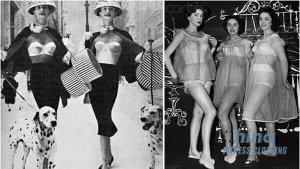 Suspenders panties underwear - The History of Underwear - Custom Fitness Apparel Manufacturer