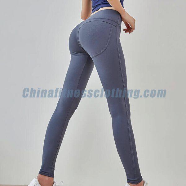 Wholesale affordable squat proof leggings - Affordable Squat Proof Leggings Wholesale - Custom Fitness Apparel Manufacturer