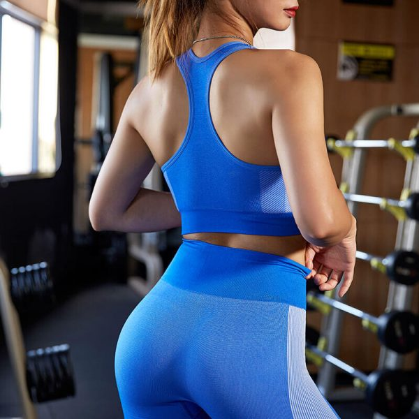 Wholesale padded push up sports bra manufacturers - Padded Push Up Sports Bra - Custom Fitness Apparel Manufacturer