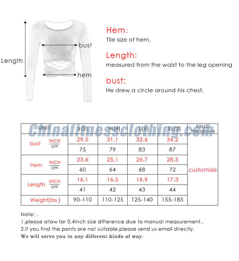 Wholesale womens white t shirt crop tops size chart - Womens White T Shirt Crop Top Wholesale - Custom Fitness Apparel Manufacturer