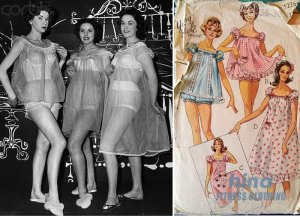 babydoll sleepwear - The History of Underwear - Custom Fitness Apparel Manufacturer