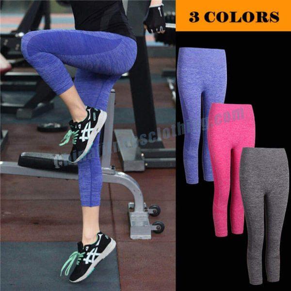 custom-capri-workout-leggings-manufacturer