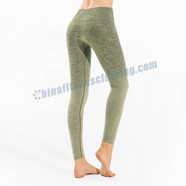 custom green ombre leggings manufacturer - Green Ombre Leggings - Custom Fitness Apparel Manufacturer