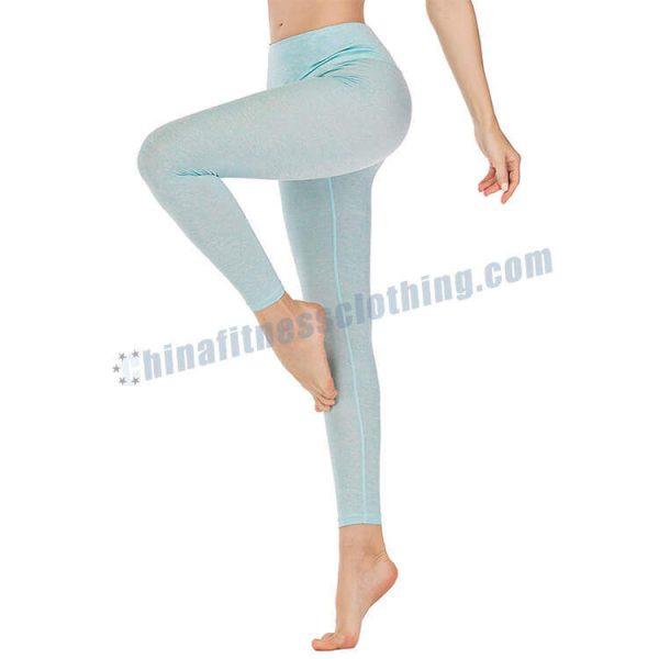 custom melange leggings manufacturer - Melange Leggings Manufacturer - Custom Fitness Apparel Manufacturer