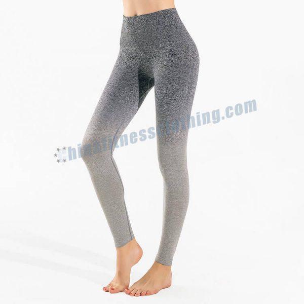 custom ombre leggings manufacturer - Ombre Leggings Wholesale - Custom Fitness Apparel Manufacturer