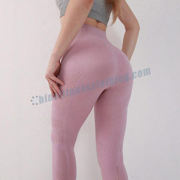 custom-pink-colored-leggings-wholesale