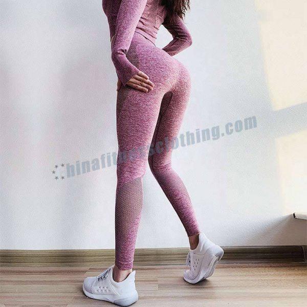 custom push up leggings high waisted 1 - Push Up Leggings High Waist - Custom Fitness Apparel Manufacturer