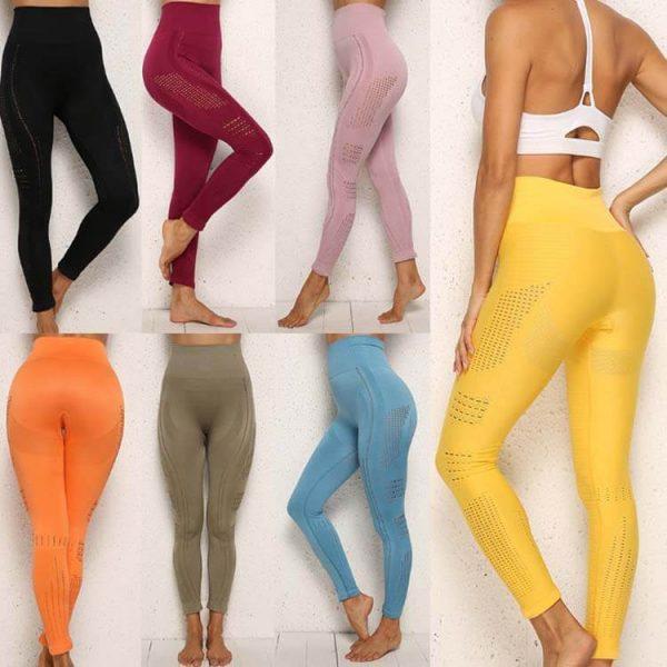 light pink workout leggings - Light Pink Workout Leggings - Custom Fitness Apparel Manufacturer