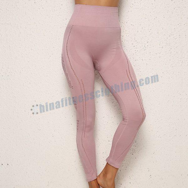 light pink workout leggings manufacturers - Light Pink Workout Leggings - Custom Fitness Apparel Manufacturer
