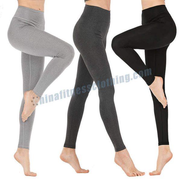 melange-ankle-length-leggings
