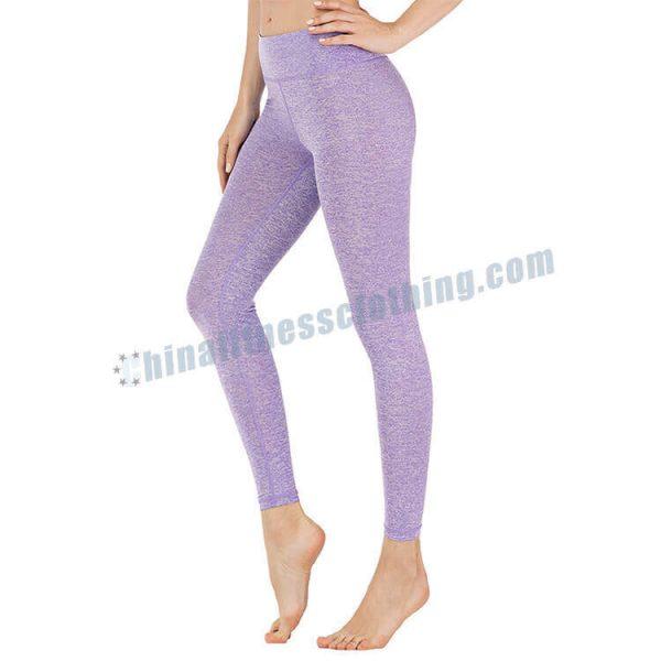 melange leggings wholesale - Melange Leggings Manufacturer - Custom Fitness Apparel Manufacturer