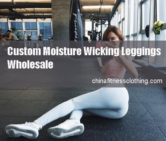 Moisture Wicking Leggings Wholesale