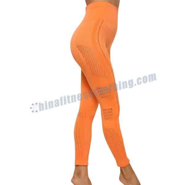 orange gym leggings wholesale - Orange Gym Leggings Wholesale - Custom Fitness Apparel Manufacturer