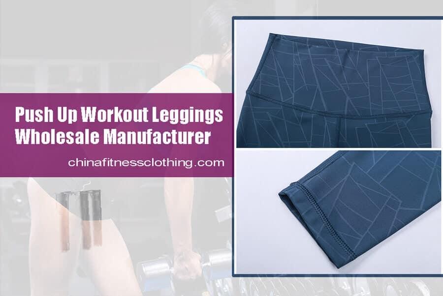 push up workout leggings wholesale - Push Up Workout Leggings - Custom Fitness Apparel Manufacturer