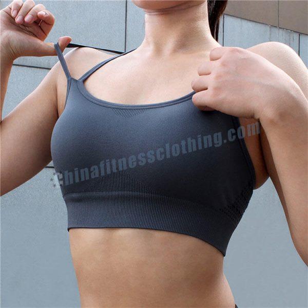 thin strap sports bra suppliers - Thin Strap Sports Bra - Custom Fitness Apparel Manufacturer