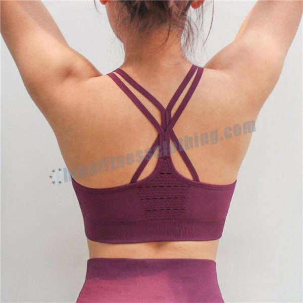 thin strap sports bra wholesale - Thin Strap Sports Bra - Custom Fitness Apparel Manufacturer