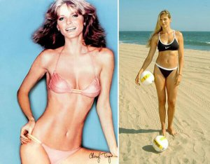 volleyball player Gabrielle Reece - The History of Underwear - Custom Fitness Apparel Manufacturer