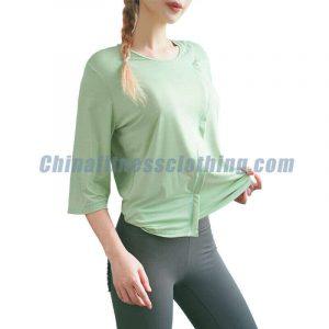 womens-plus-size-yoga-t-shirts-wholesale