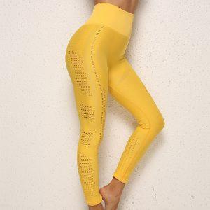 yellow-yoga-leggings-wholesale