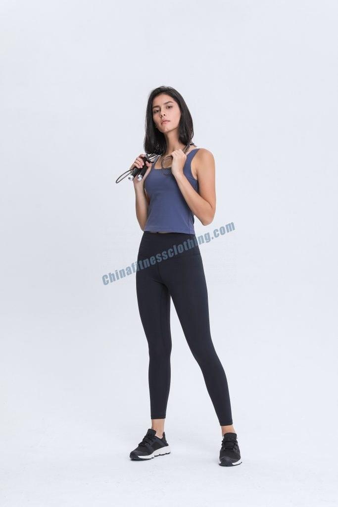 Black Gym Leggings Womens Wholesale