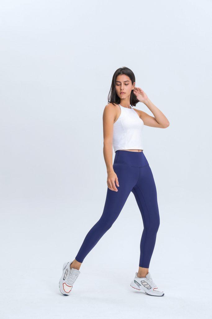 Blue Leggings Wholesale