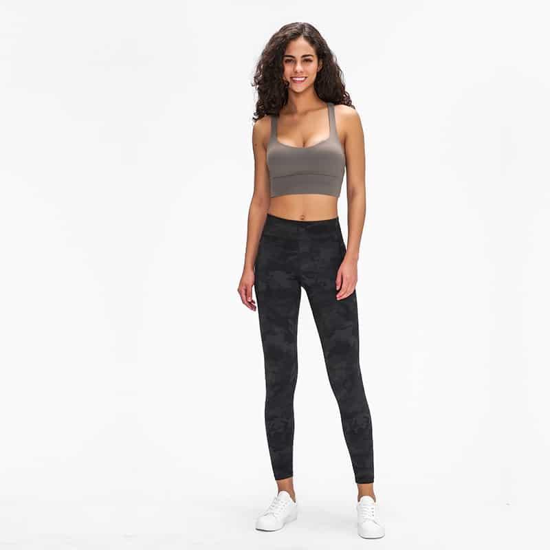 Custom plus size compression leggings