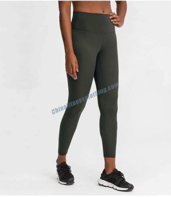 Emerald Green Workout Leggings wholesale